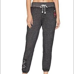 Betsey Johnson NWT jogger sweatpants